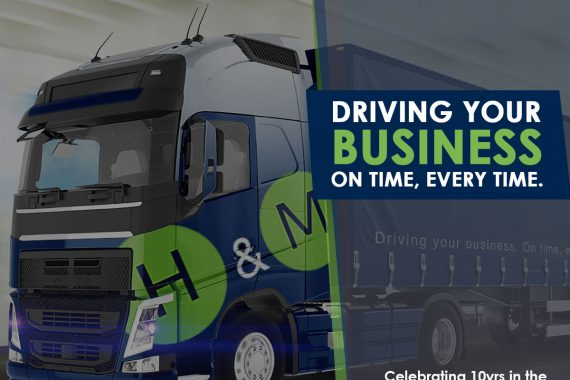 Our new freight first initiative to run in Runcorn | we now offer a 2hr pallet delivery window!